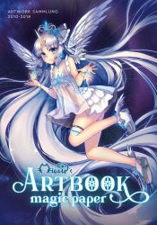 artbook cover by MIAOWx3