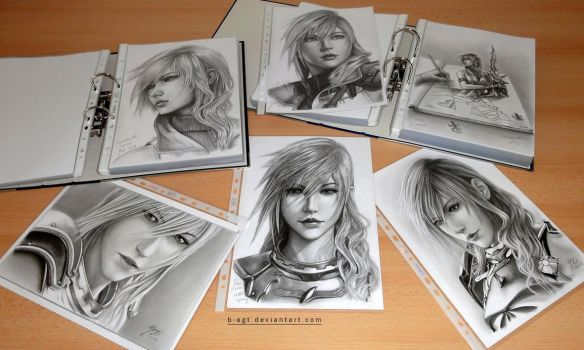 Collection Lightning by B-AGT