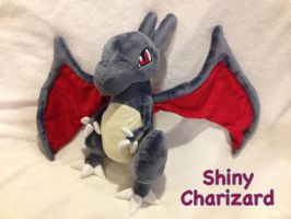 Large Shiny Charizard by CeltysShadow