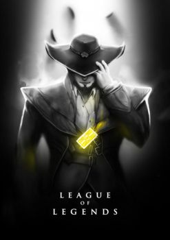 Twisted Fate by wacalac