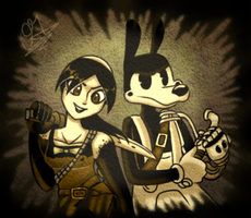 BATIM:Ready for Action! by Oceanegranada