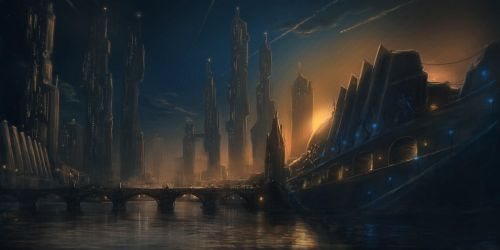 Egypt - 2070 by merl1ncz