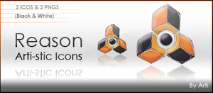Reason Icons by Arti-Ds