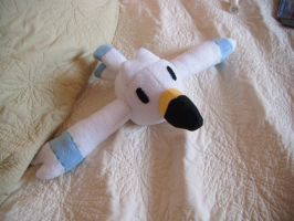 wingull Pokemon plushie