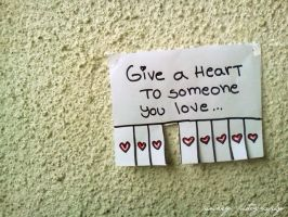 Give Your Heart by itsrouzy