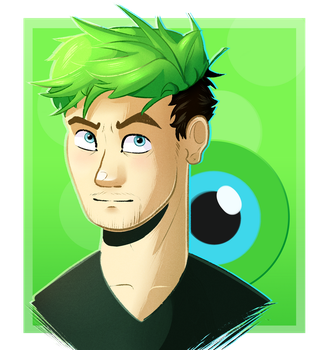 Human practice w/ Jack! by 30FramesXSecond