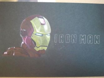 Iron Man 8 by SteampunkButterfly