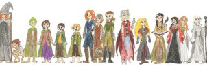 FellowShip of a Thing by ShoobaQueen