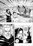 HERO FIGHTER Origins SCENE 7 PAGE 18 by WadeVezecha