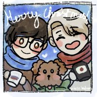 Merry Viktor nikiforov's birthday! by VodkaaKola