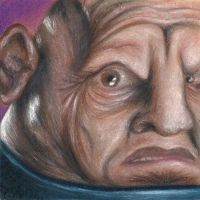 Dr Who - Sontaran by conniemobleyjohns