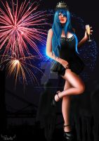 Happy 2014 by Pandora-Creations