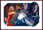 Battlestar Galactica by jasonpal