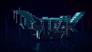 Bleak Tron Type by kampollo