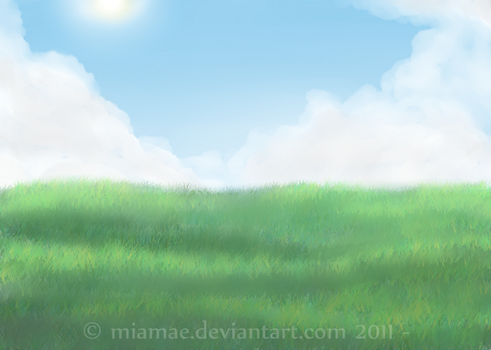 Background practice by MiaMae