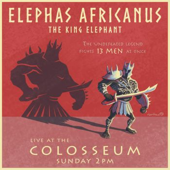 elephas by floq