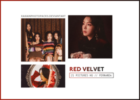 Photopack 2430 // RED VELVET by xAsianPhotopacks