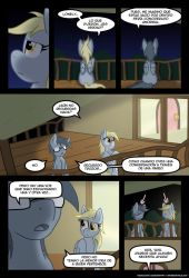 Lonely Hooves Chapter 03 Part 03 (Spanish) by Raimundo1941