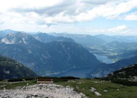 Mountains background 1 by Kuoma-stock