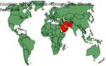 Countries that criminalize LGBT but not Pedophilia by The-Hylian-Metalhead