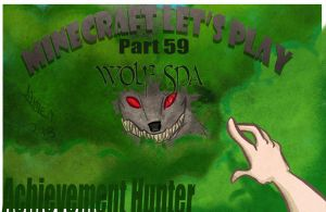 Title Cards Minecraft Lets Play Part 59 by guavajagular