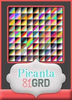Gradient pack #5 by Picanta