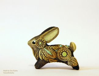 Rabbit Totem by nicsadika