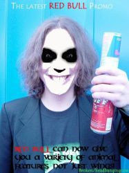 Red Bull Promo Featuring Ville by EsmeSweet