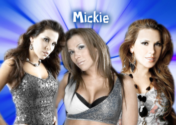 Mickie James by Annabellle