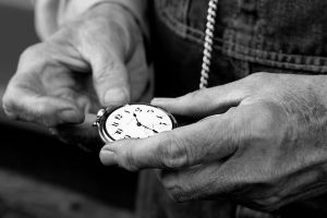 Time is Running Out by SonjaPhotography