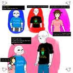UT - Dump with Tees by DragonoidXD10