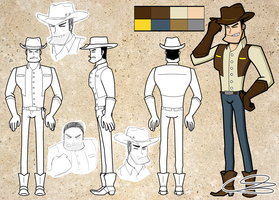 Character Sheet college year 2 by Curzec