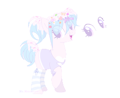 #5 Pony Adoptable |CLOSED| by Mia-Marshmallow