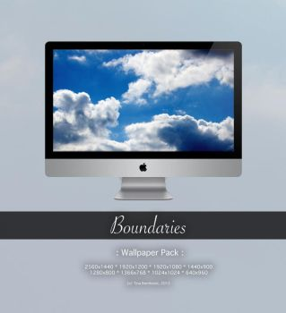 Boundaries -Wallpaper Pack- by CayaStrife