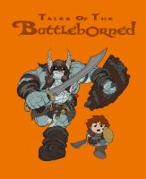 Tales Of The Battleborned by BongzBerry