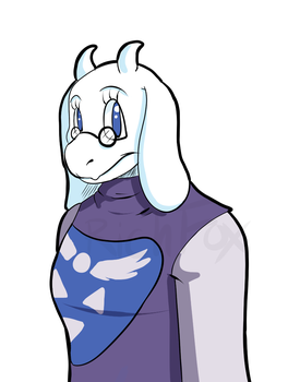 Toriel by RichFox
