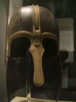 Anglo-saxon helm by ED-resources