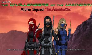[Earth-27: Rosters] CotU - Assassinettes by Roysovitch