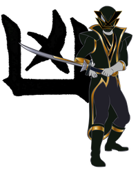 My Shinken Black by RiderB0y