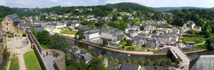 Bouillon Panorama by Undevicesimus