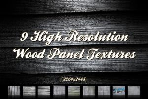 Wood Panels Texture Set by fudgegraphics