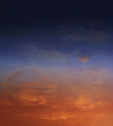 Planets by maryallen138