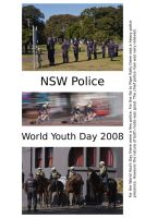 NSW Police by yewenyi