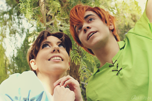 Peter Pan y Wendy by Abletodoall