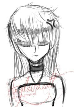 Another Random Sketch by angluvdeath