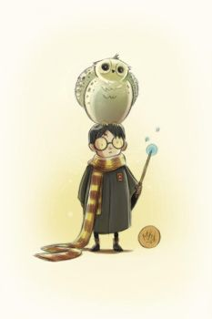 Harry Potter by mikemaihack