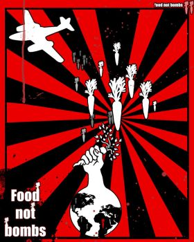 Food not Bombs by Swoboda