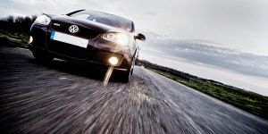 MkV VW Volkswagen Golf GTi frt by adamduckworth