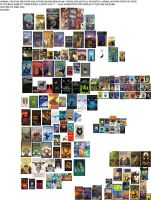 Animal-creatures-furry literature books collection by Kooskia