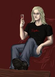 Eric Northman by aecr